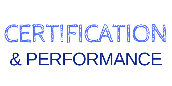 Certification et Performance